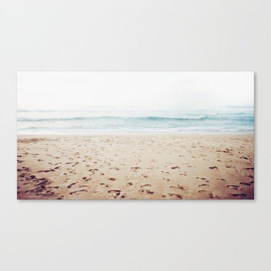 Guadalupe Beach Canvas Print