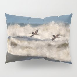 Between The Waves Pillow Sham