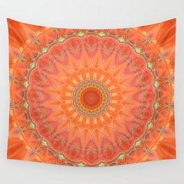 Mandala good mood Wall Tapestry
