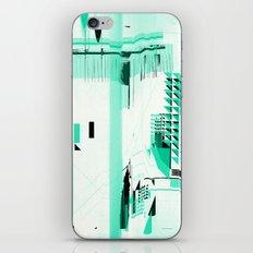 B_map iPhone & iPod Skin