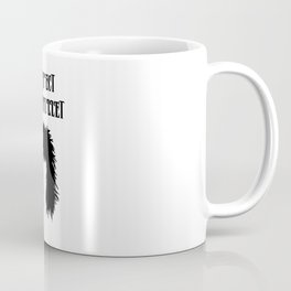 Respect The Mullet Coffee Mug