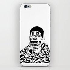 Tamir Rice - Black Lives Matter - Series - Black Voices iPhone & iPod Skin