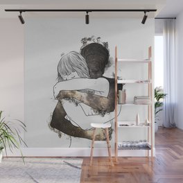 I would keep you forever (GOLD). Wall Mural