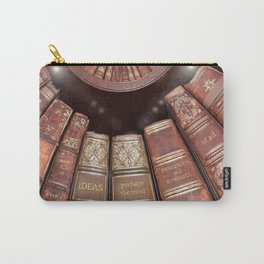 Libraries Were Full of Ideas Carry-All Pouch