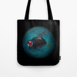 Dead Fly Tote Bag