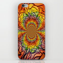 Sunburst iPhone Skin