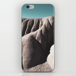 Flowing hills iPhone Skin
