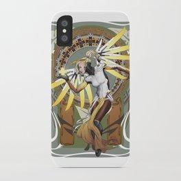 Mercy Spring iPhone Case