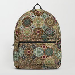 Kaleidoscope of Gems and Jewels Neutral Backpack