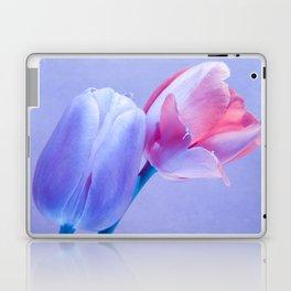 SPRING TULIPS Laptop & iPad Skin
