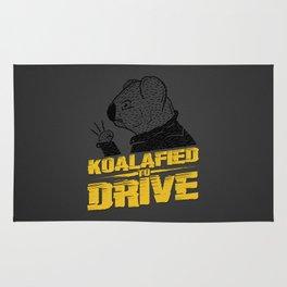 Koalafied To Drive Rug