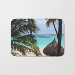 Island Cruise Photography Bath Mat