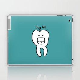 Say Ah! Laptop & iPad Skin