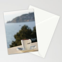 manic monday Stationery Cards