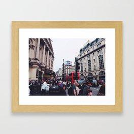 London love #3 Framed Art Print