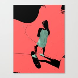 S. K. 01 Canvas Print