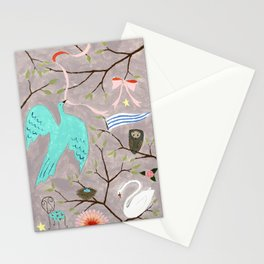Birdcage Stationery Cards