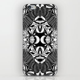 Reads and Writes iPhone Skin