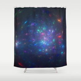 Twinkles Shower Curtain