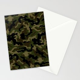 Camouflage Art3 Stationery Cards