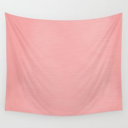 Blush Pink Streaky Hand Painted Watercolor Wall Tapestry