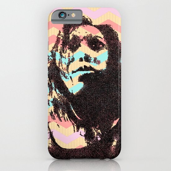 The Darkness & Beauty iPhone & iPod Case