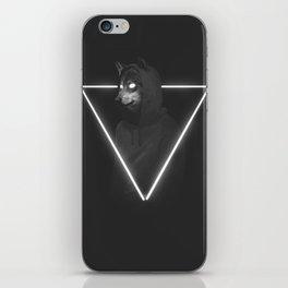 It's me inside me iPhone Skin