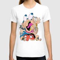 weird T-shirts featuring Weird Pattern by Chris Piascik