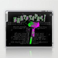 BRATATATAT! Laptop & iPad Skin