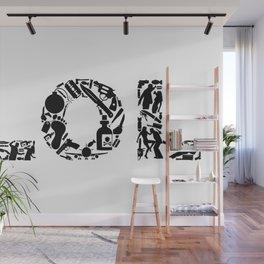 L O L Wall Mural