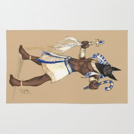 Anubis Rug