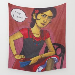 Ramona Returns Wall Tapestry
