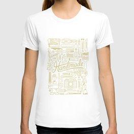Make Handmade - Navy T-shirt