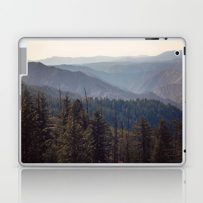 Yosemite Mountains  Laptop & iPad Skin