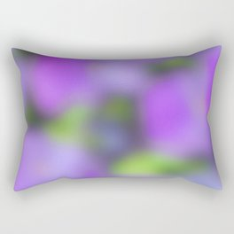 Watercolor XI Rectangular Pillow