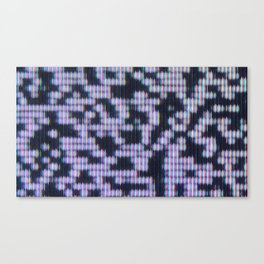 Painted Attenuation 1.1.4 Canvas Print