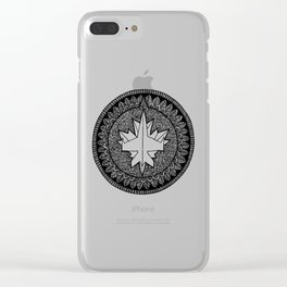 Ice Hockey team - Jets Clear iPhone Case