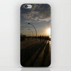 Tel Aviv Port #1 iPhone & iPod Skin
