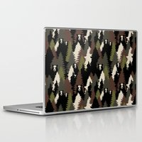 bears Laptop & iPad Skins featuring BEARS by Kimsa