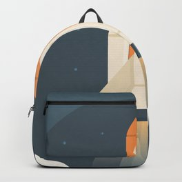Spaceship Launch Backpack