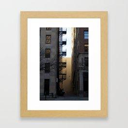little victory Framed Art Print