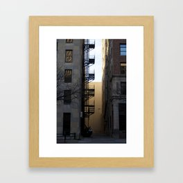 little victory Framed Art Print