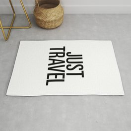 Just travel Rug