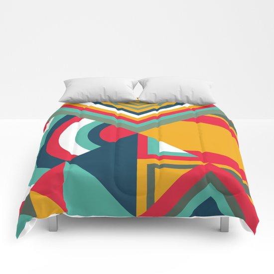 Tribal I Comforters