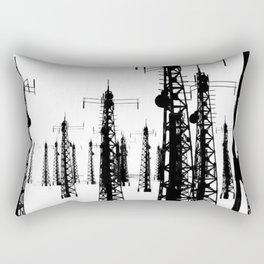 Tower 10 Rectangular Pillow