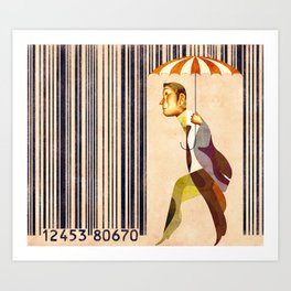 Consumer Protection Art Print
