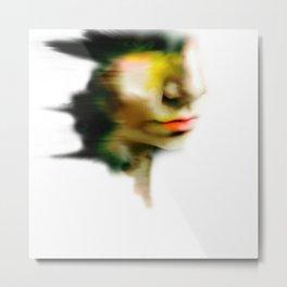 Self-portrait Metal Print