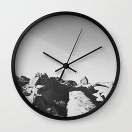 JOSHUA TREE XII Wall Clock
