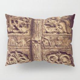 Doors Of Rajasthan 3 Pillow Sham