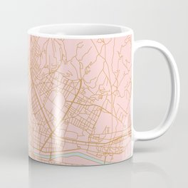 Firenze map Coffee Mug